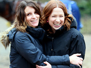 Tina Fey on Pal Ellie Kemper: She's Just Delightful!