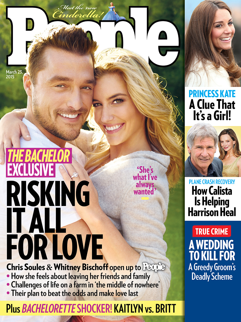 The Bachelor Finale: Chris Soules Proposes to Whitney Bischoff