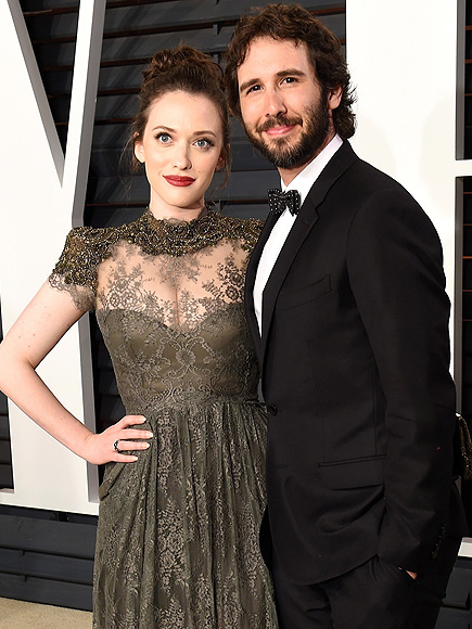 Kat Dennings, Josh Groban: Doing the Dating -- The Cut