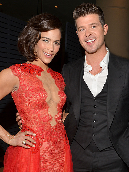Robin Thicke and Paula Patton Divorce Granted