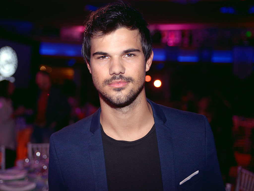 Taylor Lautner Shares His Biggest Fear - Entertainment, People.com ... Taylor Lautner