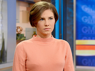 Amanda Knox Speaks After Murder Conviction Overturned: 'I'm So Grateful to Have My Life Back'