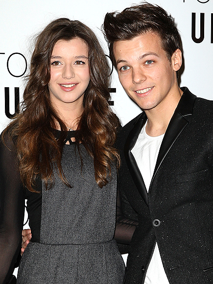 Louis Tomlinson's Breakup with Girlfriend Eleanor Calder