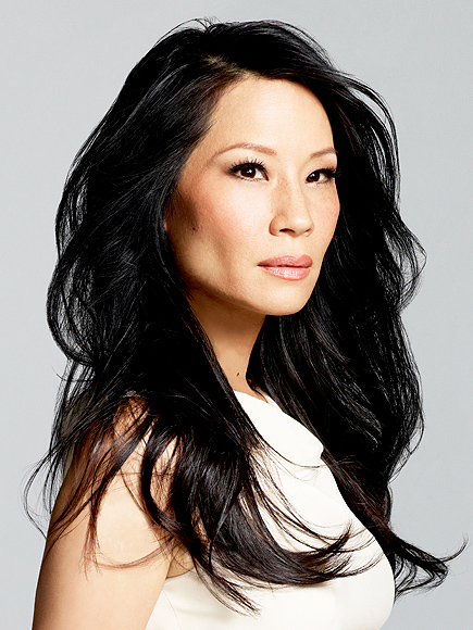 Lucy Liu Works with UNICEF to Help Children