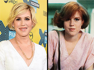 What Was Molly Ringwald's Most Embarrassing Moment While Filming The Breakfast Club?