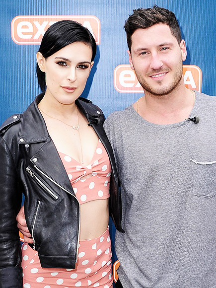 Val Chmerkovskiy's Dancing Family Throws Him a Surprise Birthday Party | Rumer Willis, Val Chmerkovskiy