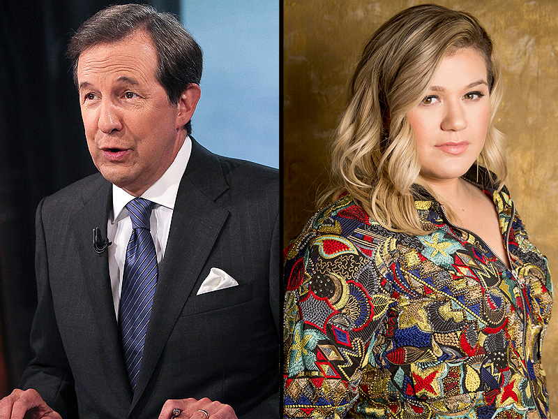 Chris Wallace on Kelly Clarkson's Weight