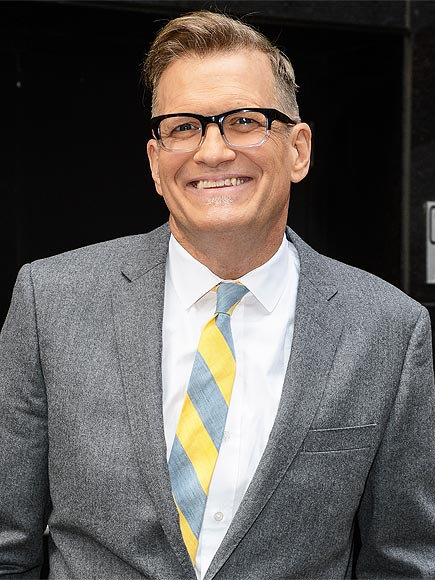 drew carey married