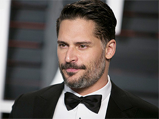 Joe Manganiello: I'm Fine Being 'Celebrity Eye Candy'