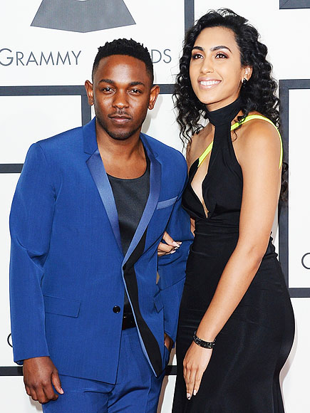 Kendrick Lamar Engaged to Whitney Alford