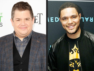 Patton Oswalt Issues 53-Tweet Defense of New Daily Show Host Trevor Noah