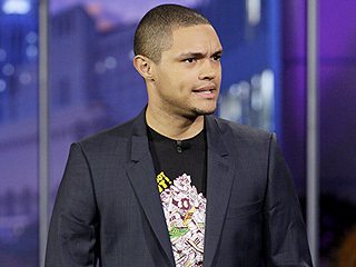 From EW: Watch Trevor Noah Introduce His 'New and Sexy' Daily Show