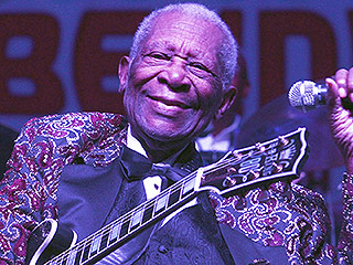 FROM EW: B.B. King Laid to Rest in Mississippi