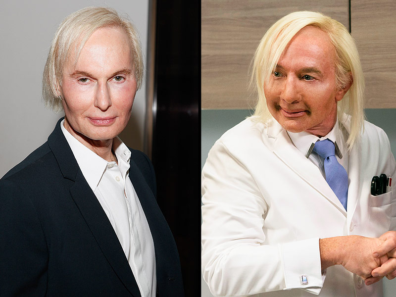 Dr. Fredric Brandt: Unbreakable Kimmy Schmidt Not Reason for Suicide