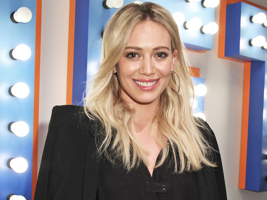 Hilary Duff Talks Life with Her Son Post-Divorce - Hilary Duff ...