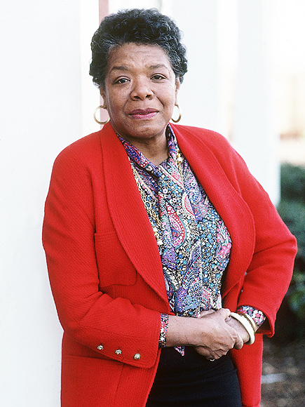 Maya Angelou Memorial Stamp Features Quote From Joan Walsh Anglund