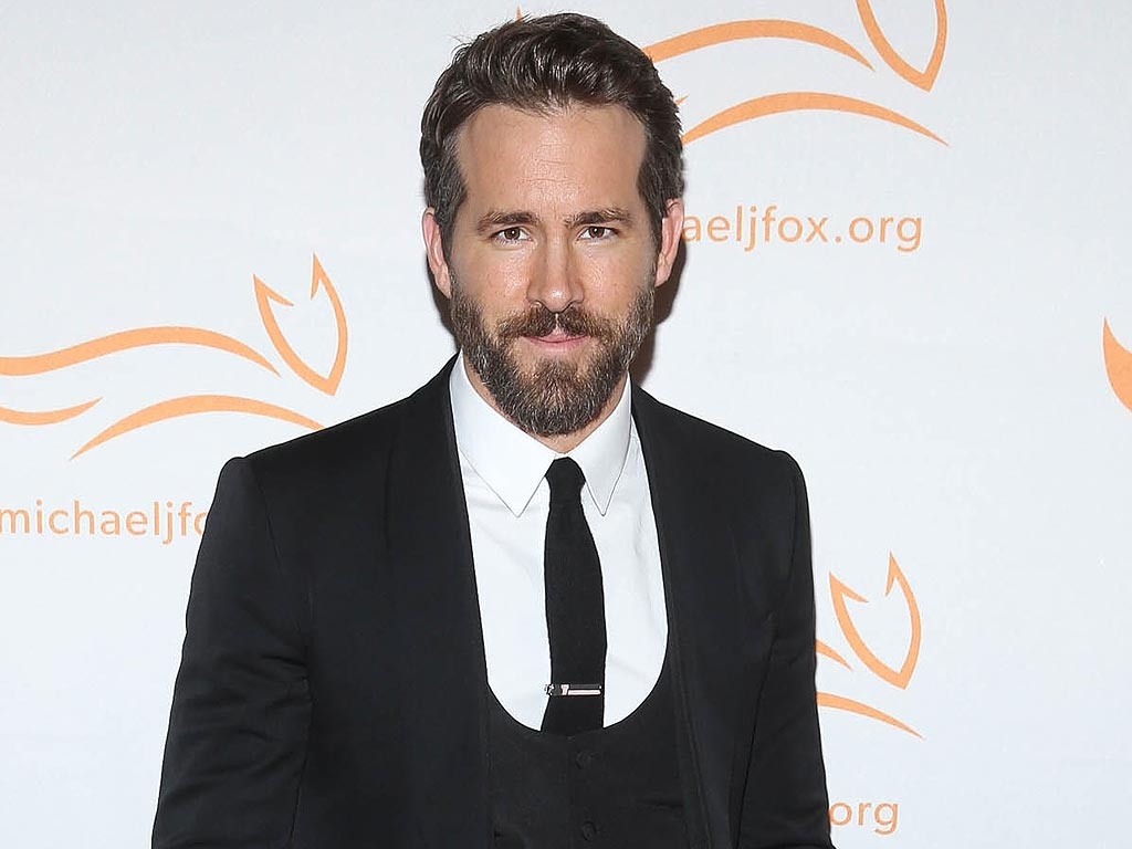 What Was Ryan Reynolds Reaction to the Birth of Daughter James ... Ryan Reynolds