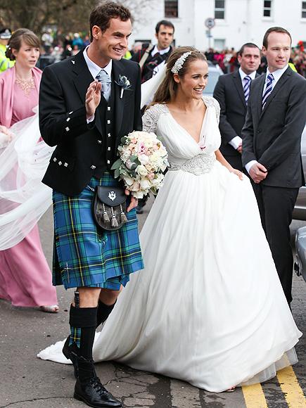 andy murray and kim sears wedding peoplecom