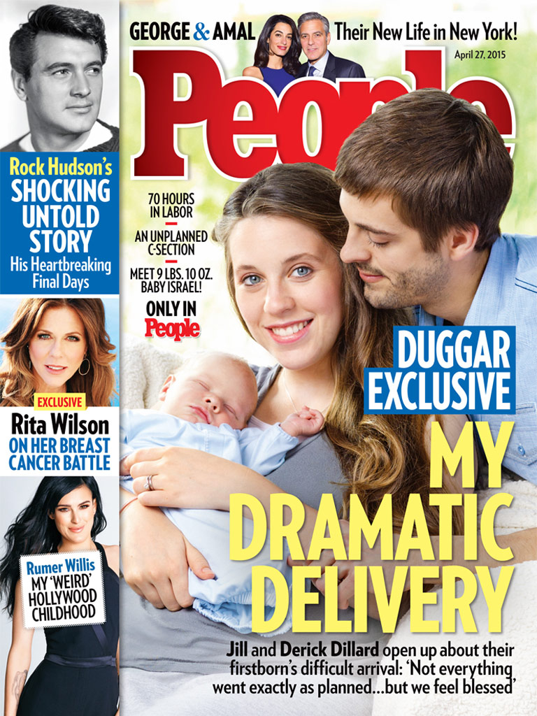 Duggar Family Source Describes InTouch Weekly Reporting As A 'Hit Piece'