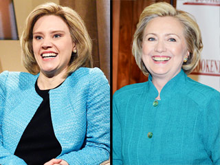 From Jan Hooks to Kate McKinnon: Hillary on SNL (Video)
