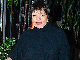 On the Mend: Liza Minnelli Completes Rehab, Steps Out for Dinner in Los Angeles