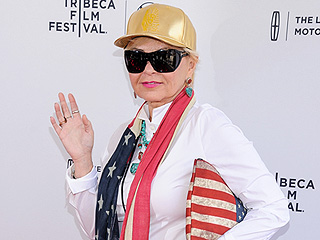 Roseanne Barr Reveals She Is Going Blind
