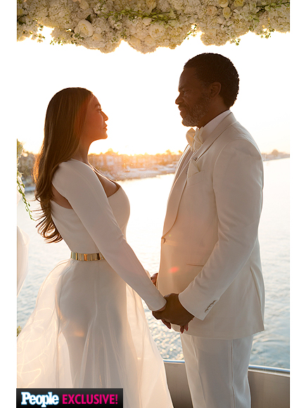 Tina Knowles Wedding: Details About Her Marriage to Richard Lawson