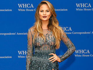 Chrissy Teigen Defends Her Body After (No) Baby