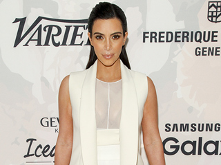 Kim Kardashian: Daughter North Take Selfies, Too!