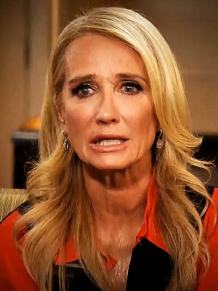 Kim Richards Talks About Struggles with Alcohol