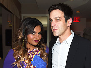 Mindy Kaling's Upset that B.J. Novak Is Starring in a McDonald's Movie