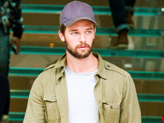 Patrick Schwarzenegger Indulges in Some Retail Therapy Following Miley Cyrus Split
