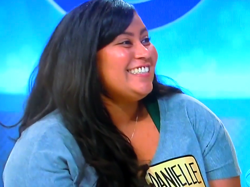 The Price is Right Contestant in a Wheelchair Reacts to Winning a Treadmill