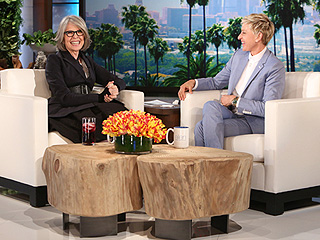 Diane Keaton Declares Her Intention to Marry ... Channing Tatum?