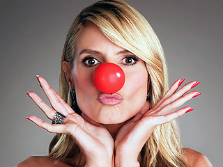 What's Up with Heidi Klum's Nose?