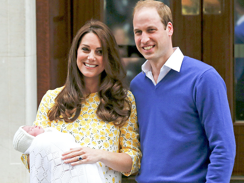 Prince William: Princess Charlotte Doesn't Sleep