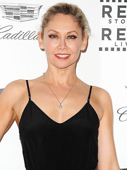 Dancing With The Stars Kym Johnson Choreographs For