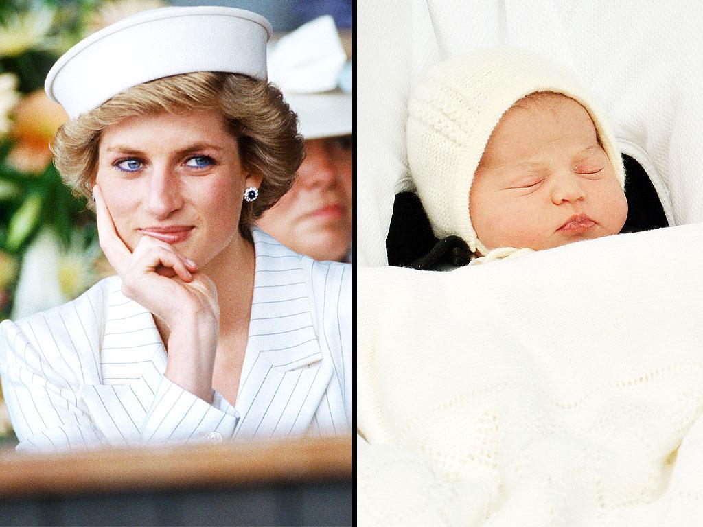 Princess Charlotte Christening Details