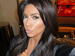 Kim Kardashian's Book of Sexy Selfies Will #BreakTheCoffeeTable