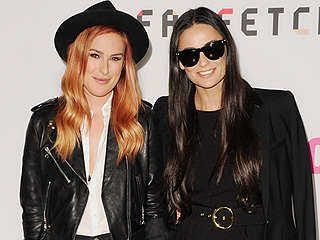 Demi Moore Didn't Want Rumer Willis to Do Dancing with the Stars: 'My Whole Insides Were Screaming No'