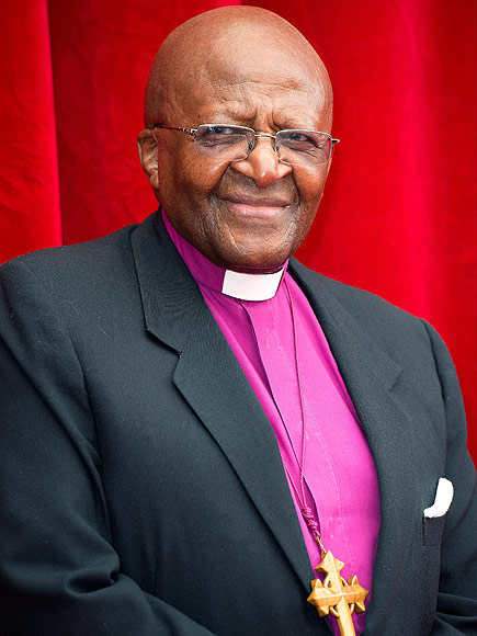 Desmond Tutu Files Criminal Charges Against His Granddaughte