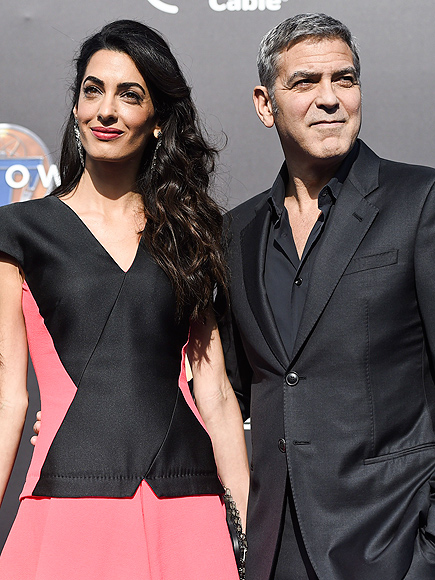 George Clooney on Amal Alamuddin and Their Marriage
