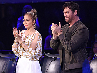 Jennifer Lopez and Harry Connick Jr. React to 'Bittersweet' End of American Idol