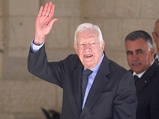 Jimmy Carter: 'I Believe Jesus Would Approve of Gay Marriage'