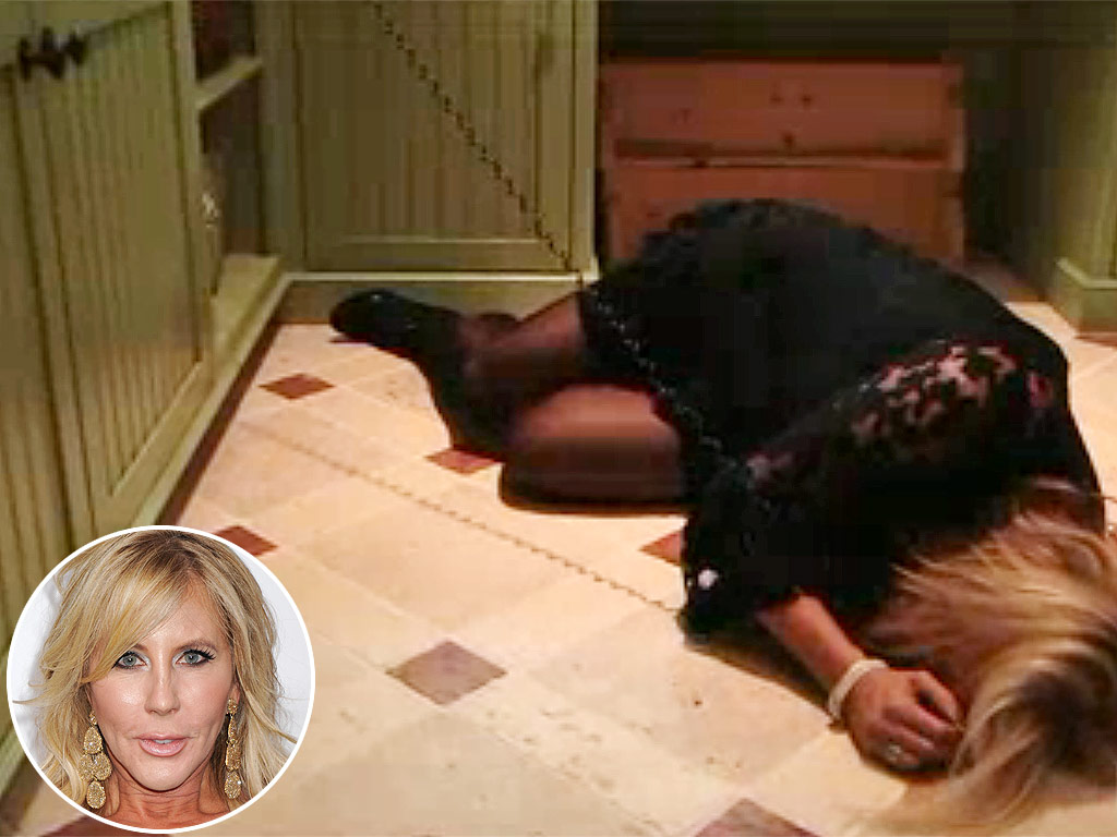 'Housewives' star's mother dies: Vicki Gunvalson Mother Dies