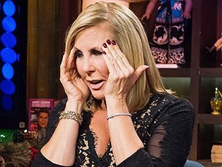 Vicki Gunvalson Learns of Her Mother's Death in 'Gut-Wrenching' RHOC