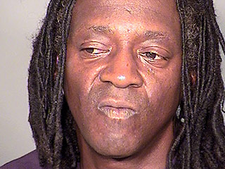 Flavor Flav Arrested for DUI and Marijuana Possession in Las Vegas