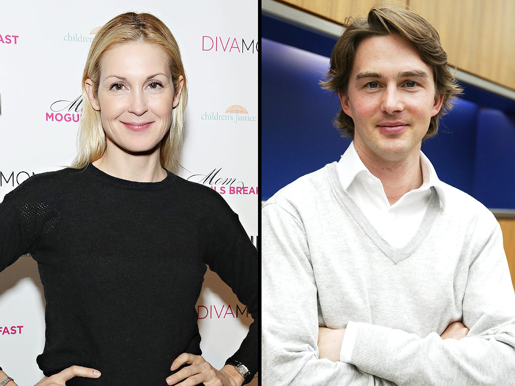 Kelly Rutherford and Daniel GierschKelly Rutherford And Daniel Giersch