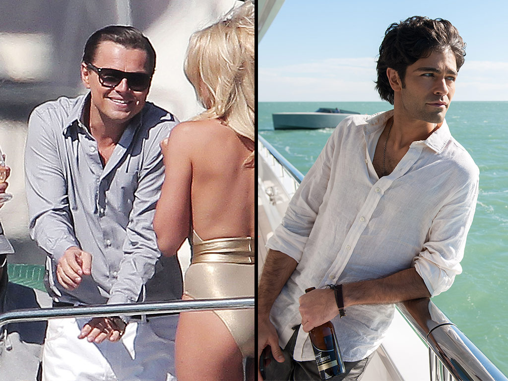 Who Parties Harder, Leonardo DiCaprio or Entourage's Vincent Chase?