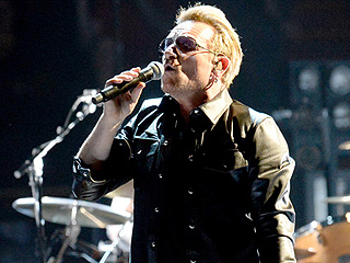 Bono Honors U2 Tour Manager Dennis Sheehan at Los Angeles Show: 'We Lost a Member of Our Family'